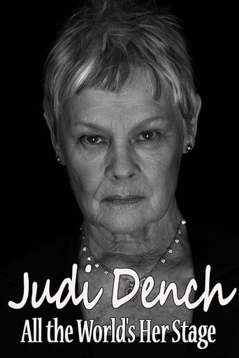 Judi Dench: All the World's Her Stage Movie Free 4K