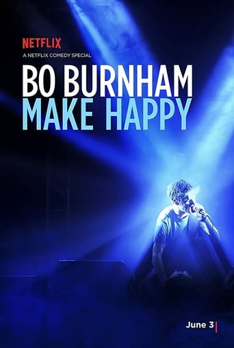 Бо Бёрнем: Дарить счастье
