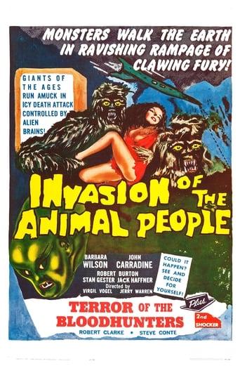 Invasion du peuple animal