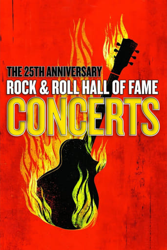 25 ème Anniversaire du Rock and Roll Hall Fame