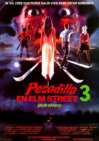 Pesadilla en Elm Street 3: Los guerreros del sueño