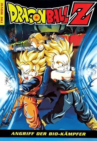 Dragonball Z 11: Angriff Der Bio-Kämpfer