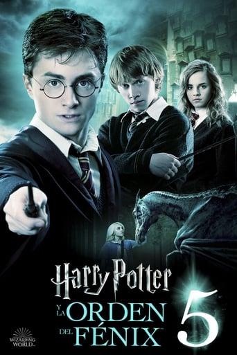 thumb Harry Potter y la orden del Fénix