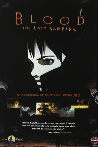 Blood: El último vampiro
