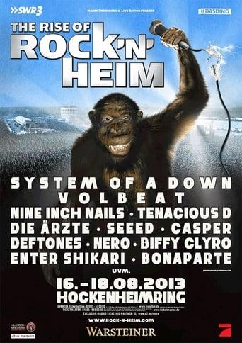 Nine Inch Nails: [2013] Rock 'n' Heim