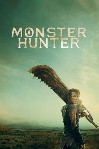 Monster Hunter Movie Free 4K