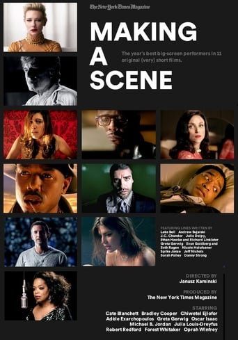 The Making of 'Making a Scene'