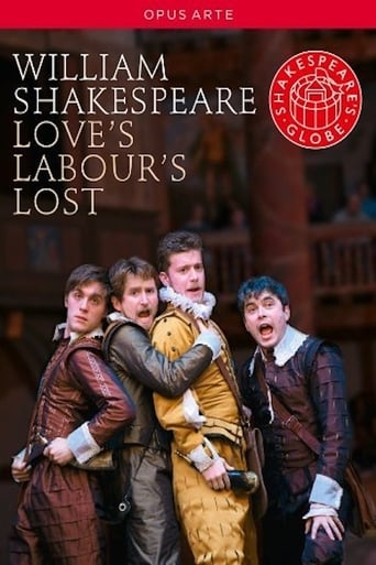 Shakespeare's Globe: Love's Labour's Lost