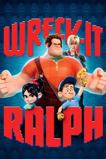 Wreck-It Ralph Movie Free 4K