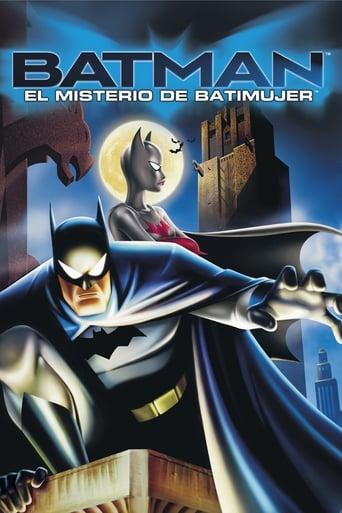 Batman: El misterio de Batwoman