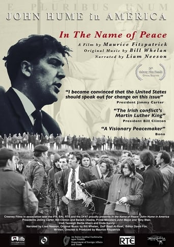 In the Name of Peace: John Hume in America