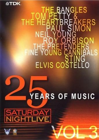 SNL: 25 Years of Music Volume 3