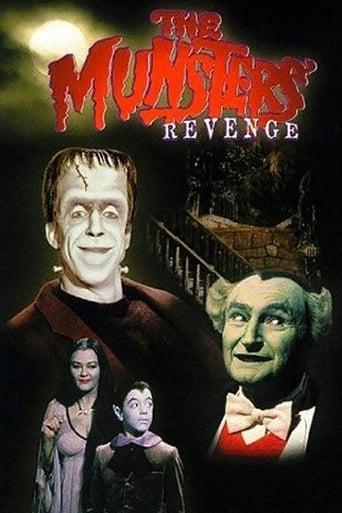 The Munsters' Revenge Movie Free 4K