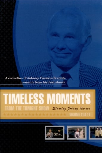 Timeless Moments from The Tonight Show Starring Johnny Carson - Volume 11 & 12