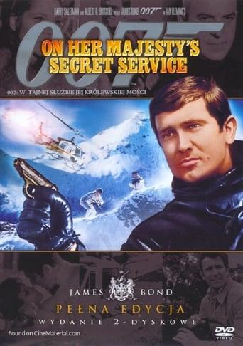 007: W Tajnej Służbie Jej Królewskiej Mości