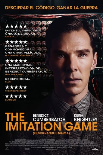 thumb The Imitation Game (Descifrando Enigma)