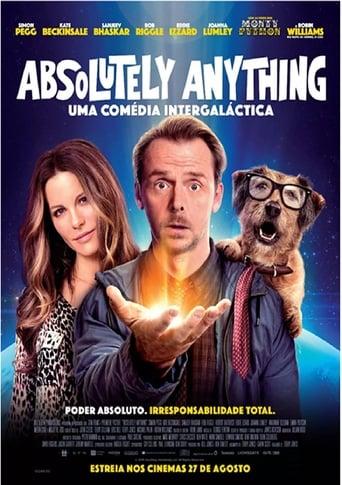 Absolutely Anything - Uma Comédia Intergaláctica
