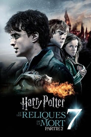 Harry Potter Les Reliques De La Mort Streaming : harry, potter, reliques, streaming, Harry, Potter, Reliques, 2ème, Partie, Streaming