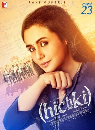 Hichki 2018 Full Hindi Movie Download 720p BluRay