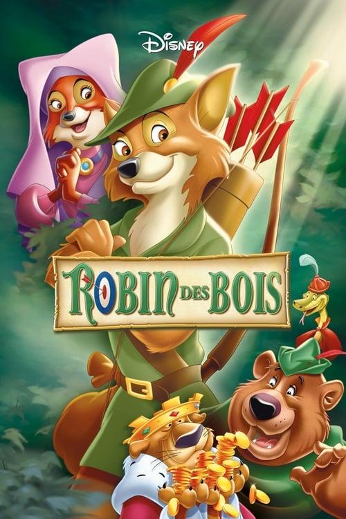 Robin Des Bois Dessin Animé Film Complet En Français : robin, dessin, animé, complet, français, Robin, (1973), Streaming, Gratuits, Francais