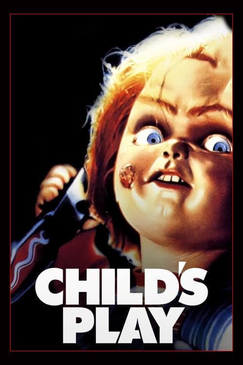 鬼娃回魂 (1988) - Posters — The Movie Database (TMDb)