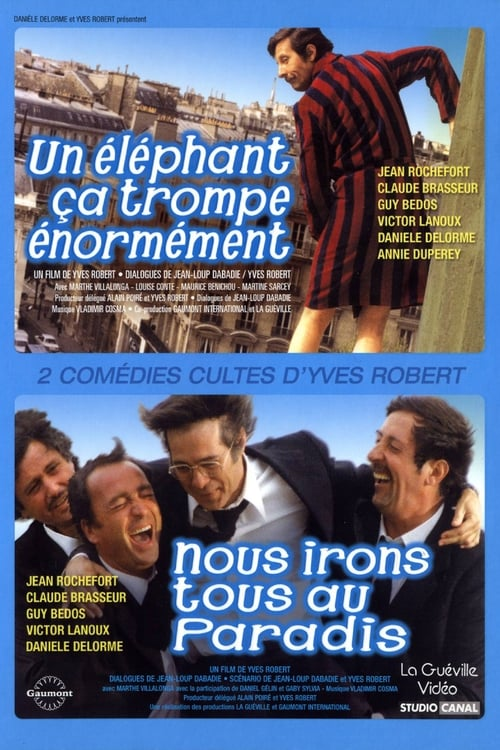 Un Elephant Ca Trompe Enormement : elephant, trompe, enormement, éléphant, Trompe, énormément, Online, Streaming, Guide, Streamable