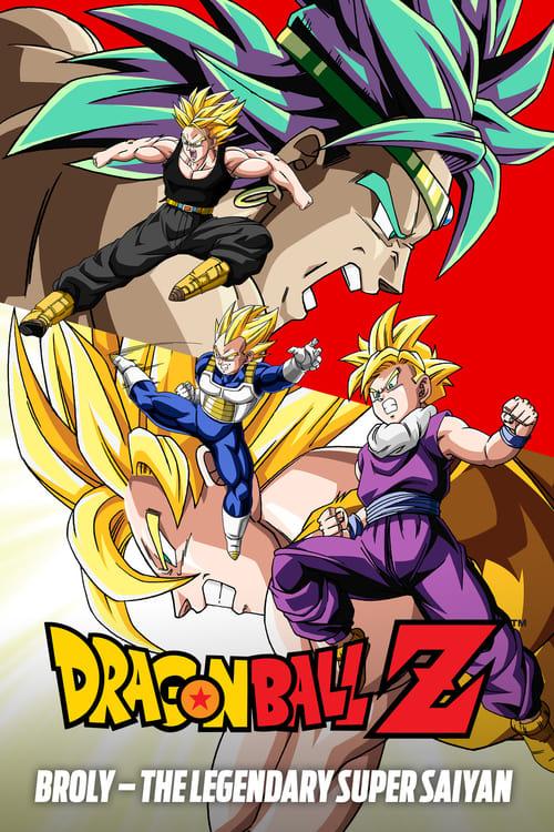 Dragon Ball Broly Streaming : dragon, broly, streaming, Dragon, Broly, Legendary, Super, Saiyan, (1993), Movie, Streaming