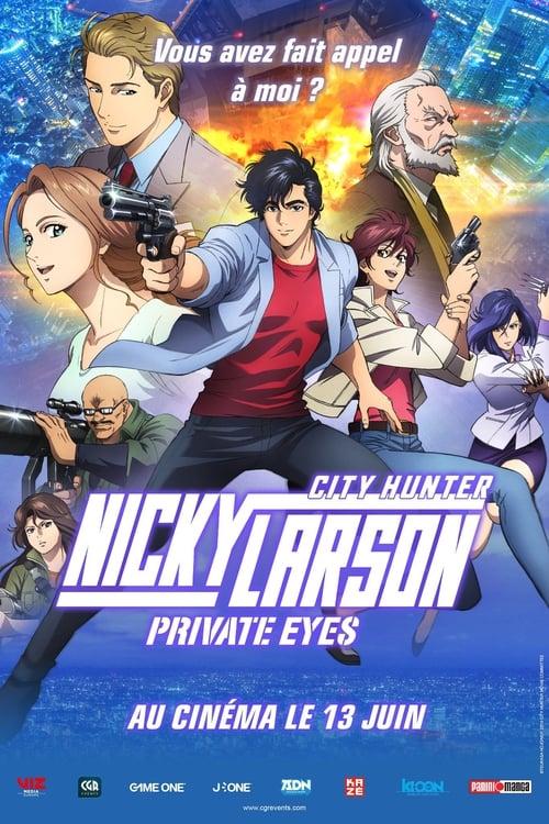 Nicky Larson Private Eyes Vostfr : nicky, larson, private, vostfr, Nicky, Larson, Private, Streaming, Complet, Entier, Vostfr