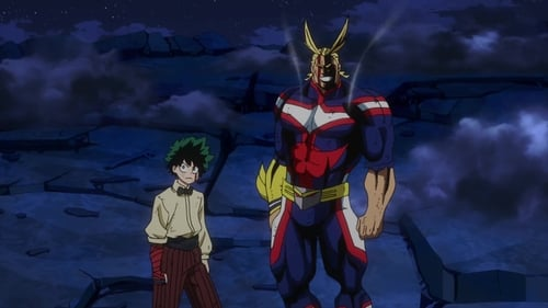 My Hero Academia the Movie: The Two Heroes Scene