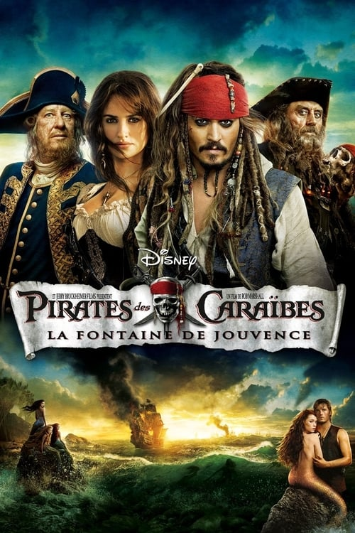 Pirate Des Caraibe Streaming : pirate, caraibe, streaming, Comment, Regarder, Pirates, Caraïbes, Fontaine, Jouvence, (2011), Streaming, Ligne, Streamable