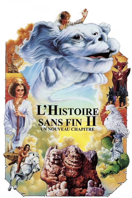 Histoire Sans Fin Streaming : histoire, streaming, Comment, Regarder, L'Histoire, (1990), Streaming, Ligne, Streamable