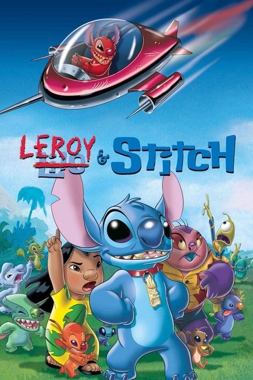Streaming Lilo Et Stitch : streaming, stitch, Watch, Leroy, Stitch, (2006), Streaming, Online, Streamable