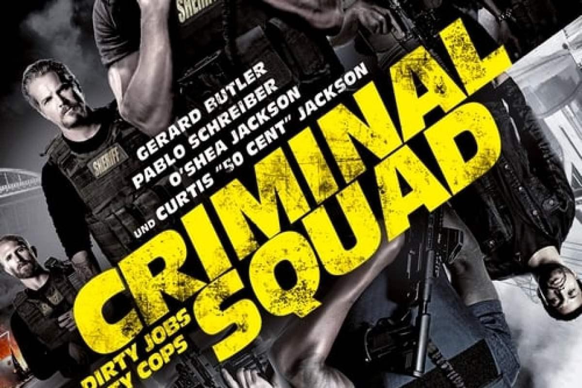 Criminal Squad Stream Hd Filme