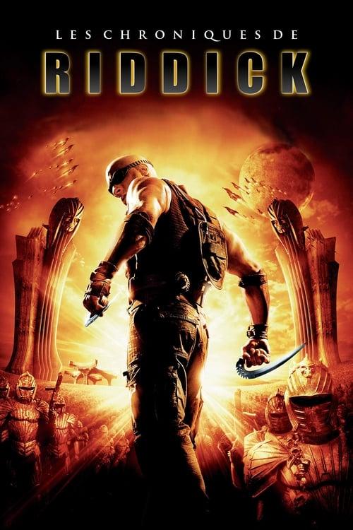 Les Chroniques de Riddick : Dark fury en streaming