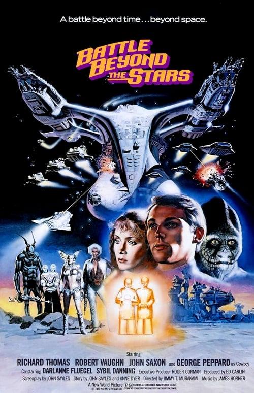 Les Mercenaires de l'espace 1980 streaming vf