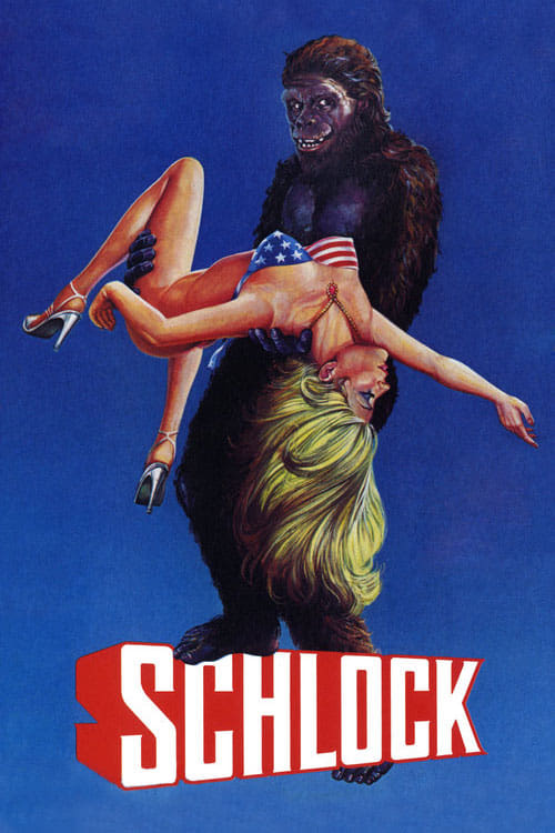 Schlock 1973  The Movie Database TMDb