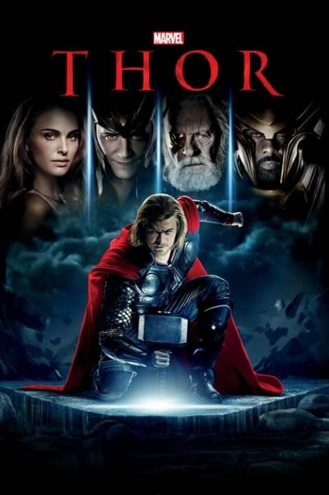 Download Thor (2011) Dual Audio Hindi 480p [350MB] | 720p [1.2GB] | 1080p [2GB]