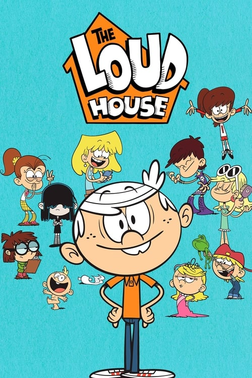The Loud House The Loudest Mission : house, loudest, mission, StreamThis, House