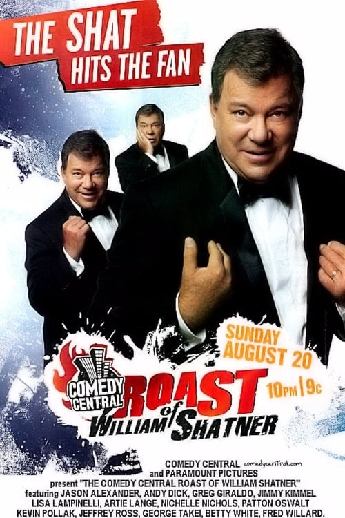 Comedy Central Roast of William Shatner 2006  The Movie