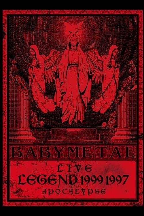 Babymetal - Live Legend 1999 Yuimetal & Moametal Seitansai (2014)