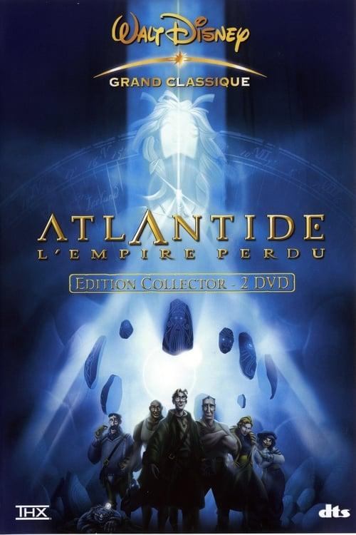 Atlantide L Empire Perdu 2 : atlantide, empire, perdu, 1080p], Atlantide,, L'empire, Perdu, (2001), Complet, Science-fiction