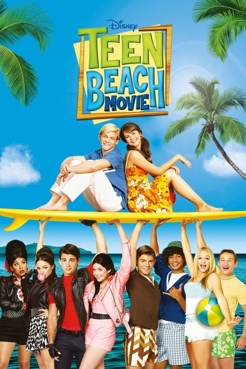 Teen Beach Movie Streaming : beach, movie, streaming, Watch, Beach, Movie, (2013), Streaming, Online, Streamable