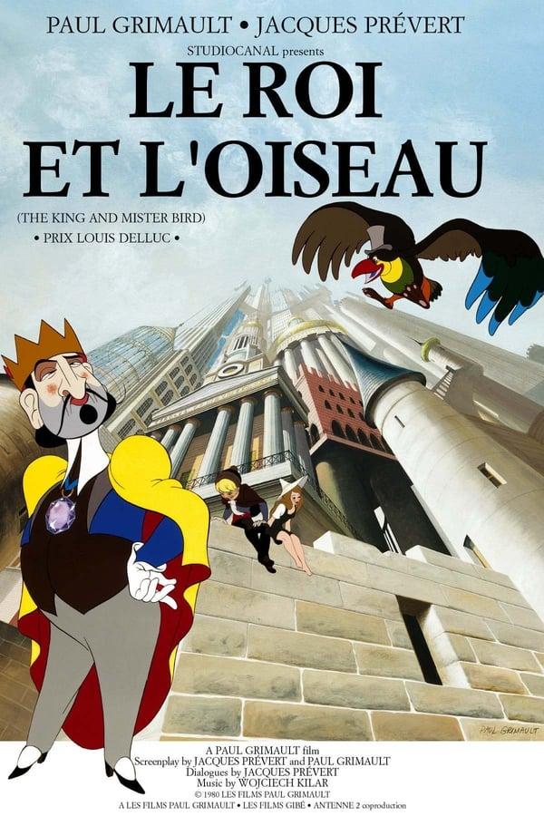 Le Roi Et L'oiseau Streaming : l'oiseau, streaming, 22G(BD-1080p)*, L'oiseau, Streaming, Français, OBA4yHlL0f