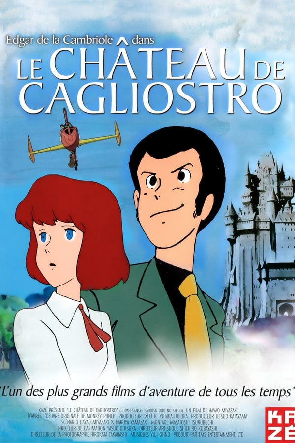 Chateau Dans Le Ciel Streaming : chateau, streaming, YmQ(BD-1080p)*, Château, Cagliostro, Streaming, Français, RehXUecVJ9