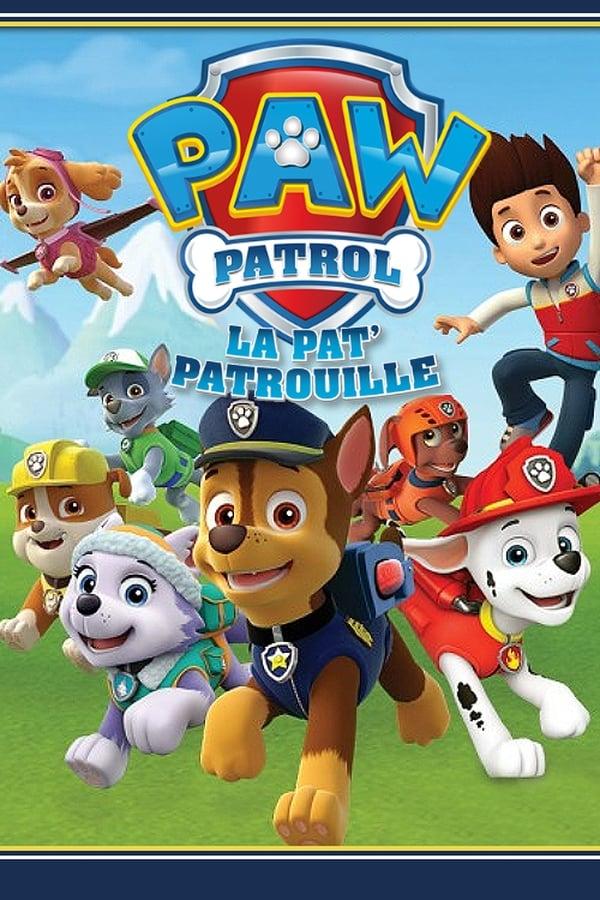 Pat Patrouille Youtube Francais : patrouille, youtube, francais, Zj5(4K-1080p)*, Pat'Patrouille, Complet, Saison, Streaming, Français, ES6GB7gzdw