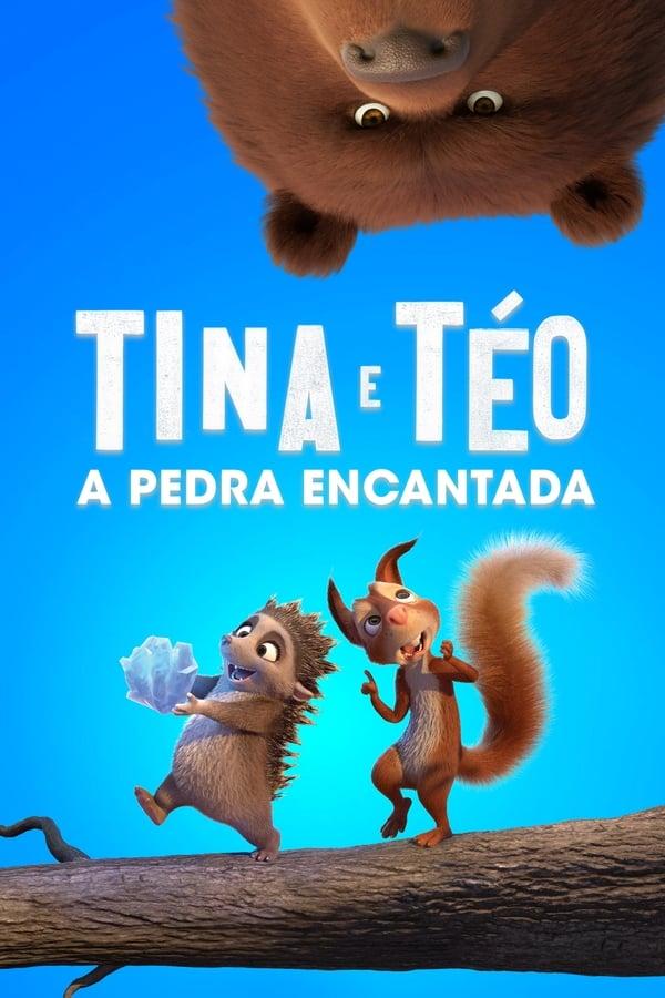 Tina e Téo - A Pedra Encantada
