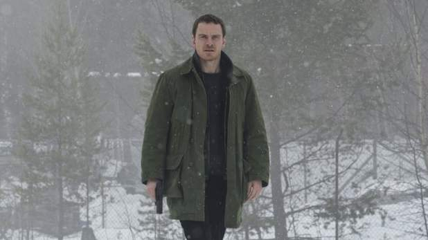 Image Movie The Snowman 2017