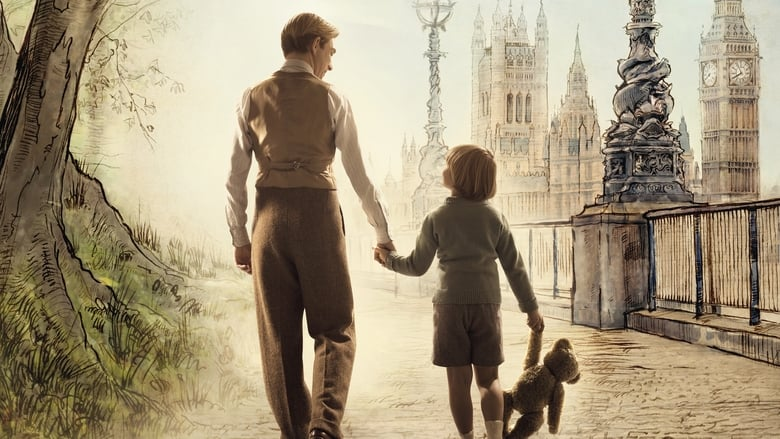 Image Movie Goodbye Christopher Robin 2017