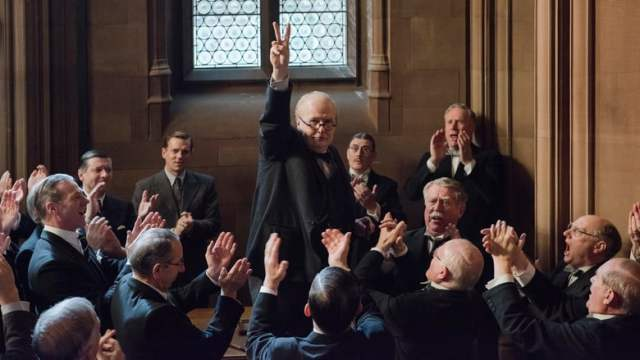 Image Movie Darkest Hour 2017