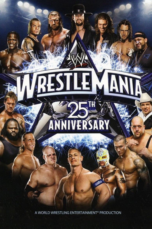 WWE WrestleMania XXV